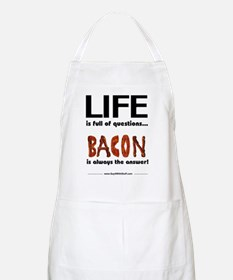 Bacon Is The Answer Apron