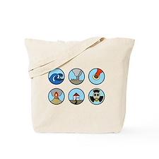 Disaster Tote Bag