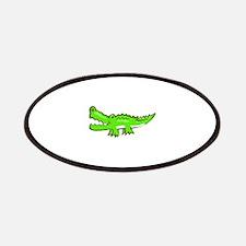 Aligator Patches