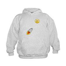 rocket To the Moon Hoodie