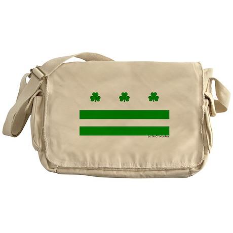 The Official District Murphy Flag Messenger Bag