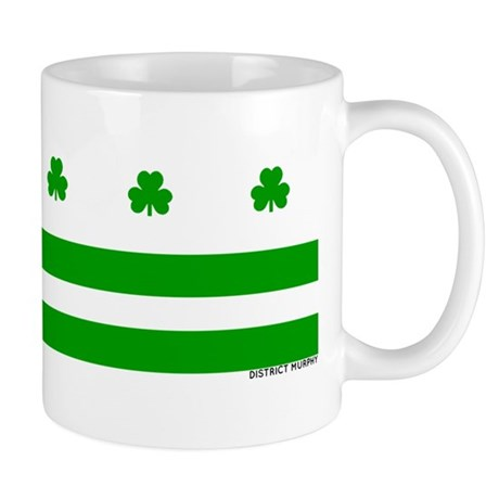 The Official District Murphy Flag Mug