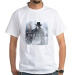 White Night Men's Regular fit T-Shirt