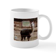 Clerks Drama Llama Mug