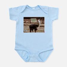 Clerks Drama Llama Infant Bodysuit