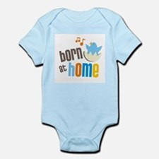 born at home Body Suit