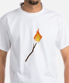 Flaming Marshmallow Shirt