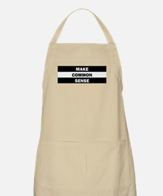 Make Common Sense Apron