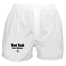 West Bank Boxer Shorts