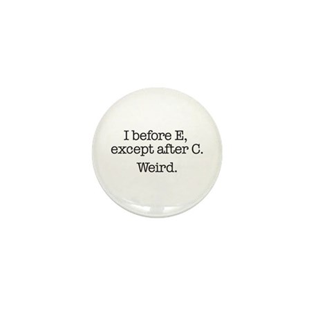 After C Mini Button (100 pack)