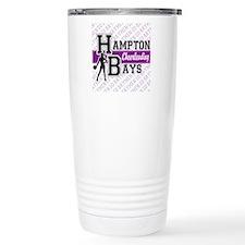 Hampton Bays Cheerleading Travel Mug