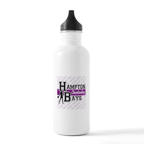 Hampton Bays Cheerleading Stainless Water Bottle 1