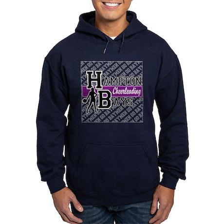 Hampton Bays Cheerleading Hoodie (dark)