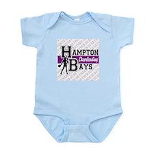 Hampton Bays Cheerleading Infant Bodysuit