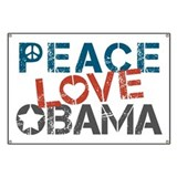 Obama Banners