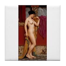 Godward - Tepidarium Tile Coaster