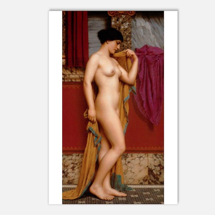 Godward - Tepidarium Postcards (Package of 8)