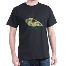 Generalized anatomy of Euglena T-Shirt