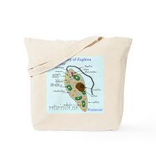 Generalized anatomy of Euglena Tote Bag