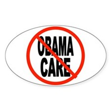 OBAMACARE FOR SENIORS Decal