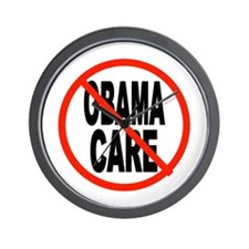 OBAMACARE FOR SENIORS Wall Clock