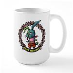 Dark Rabbit Large Mug