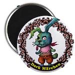 Dark Rabbit Magnet