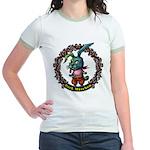 Dark Rabbit Jr. Ringer T-Shirt