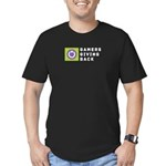 Gamers Giving Back - Men's Fitted T-Shirt (dark)