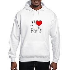 Jadore Paris Hoodie