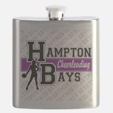 Hampton Bays Cheerleading Flask