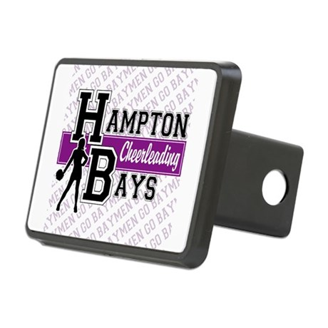 Hampton Bays Cheerleading Rectangular Hitch Cover