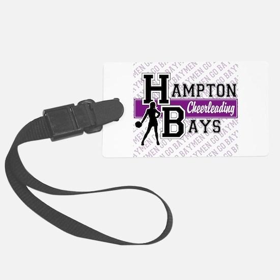 Hampton Bays Cheerleading Luggage Tag