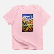Yosemite Travel Poster 2 Infant T-Shirt