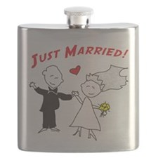 Just Married Couple Flask