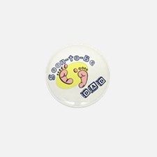 Soon-to-be Dad Mini Button (100 pack)
