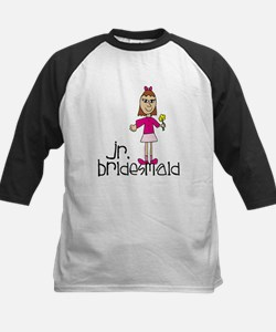 Jr. Bridesmaid (Pink) Tee