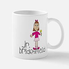 Jr. Bridesmaid (Pink) Mug