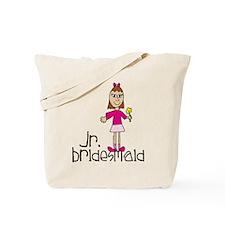 Jr. Bridesmaid (Pink) Tote Bag