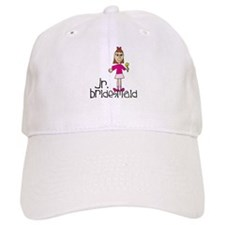 Jr. Bridesmaid (Pink) Baseball Cap