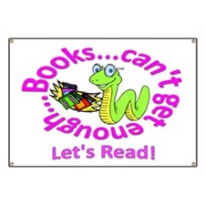 Books-Can't get enough Banner