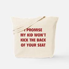 I Promise Tote Bag