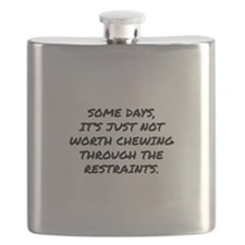 Chewing Through The Restraints Flask