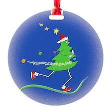 Christmas Tree Runner Ornament