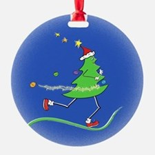 Christmas Tree Runner Ornament