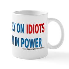 Socialist Idiots Mug