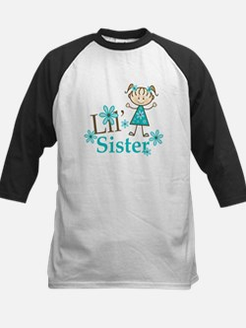 Little Sister Stick Figure Tee