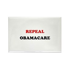 Cute Obamacare Rectangle Magnet