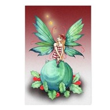 Little Christmas Fairy Postcards (Package of 8)