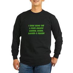 I Cook Merchandise T